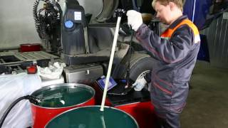Датчик уровня топлива TKLS: установка и монтаж
