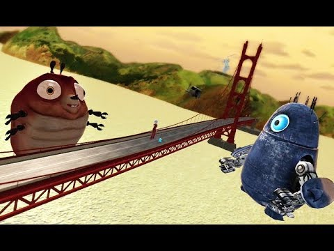 Monsters Vs Aliens Ch 2 Sleeping In Part 11 Xbox 360 Youtube