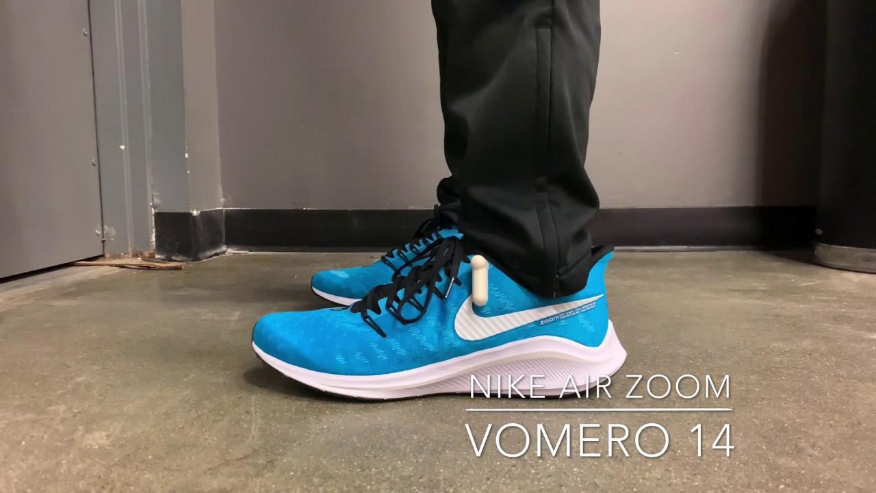 nike air zoom vomero blue