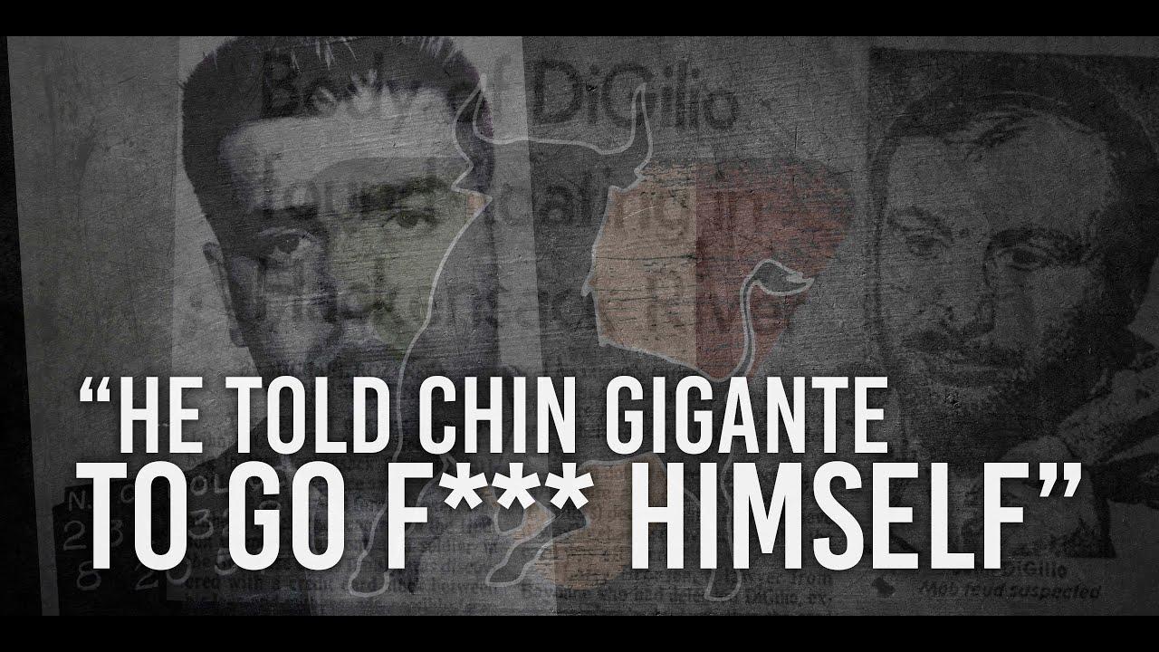 """""""He Told Chin GiganteTo Go F*** Himself""""   Sammy """"The Bull"""" Gravano"""