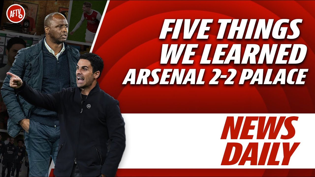 Download Five Things We Learned As More Home Points Dropped | AFTV News Daily