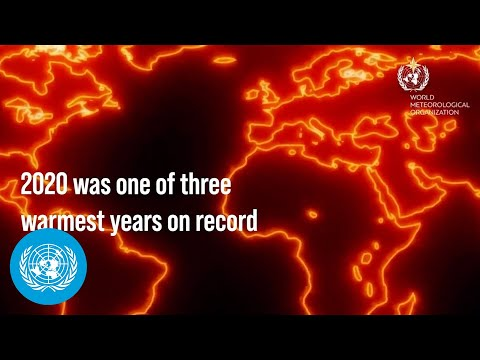 State of the Global Climate Report - World Meteorological Organization