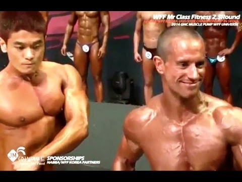 WFF Universe 2014 - Fitness