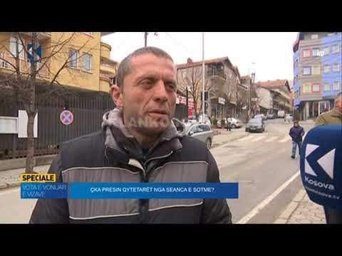 Çka presin qytetarët nga seanca e sotme? - 22.02.2018 - Klan Kosova