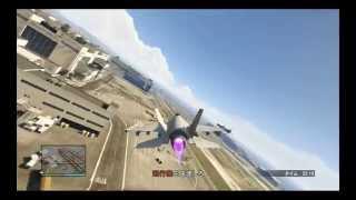 GTA5の新?ミッション「レーザーランページ」をソロでプレイしました。 ...