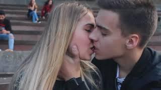 Заманил молоденьких школьниц на страстный поцелуй, а может и на большее...часть 2