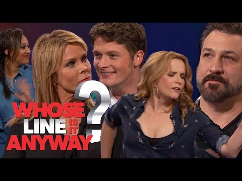 Celebrity Song Compilations Part One - Whose Line Is It Anyway? US