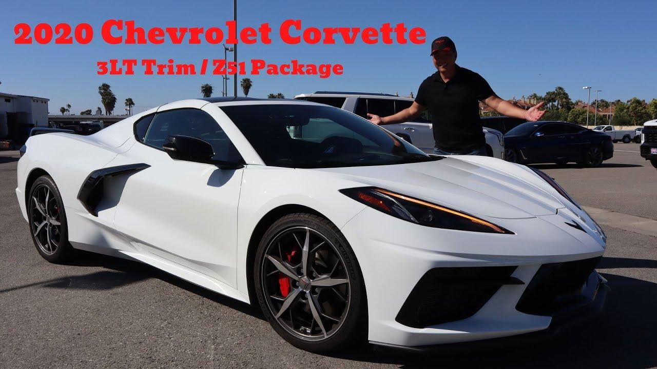 2020 Chevrolet Corvette Z51/3LT Is it better than an Exotic Supercar?  In Depth Review - Ran D