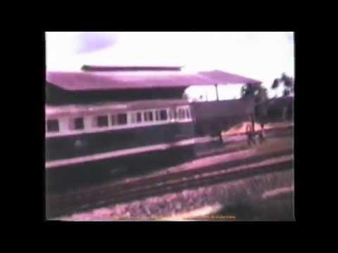 1980 Zambia & Tanzania, By Tazara Train, From Kapiri Mposhi, To Dar es Salam, by HabariSalam, VHS01