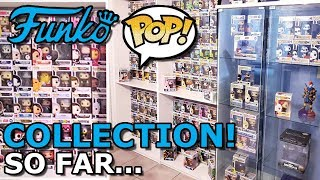 OUR FUNKO POP COLLECTION!