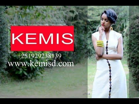 KEMISD- Habesha Dress