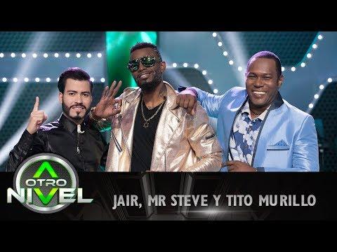 'Mi libertad' - Jair Santrich, Mr Steve y Tito Murillo - Fusiones | A otro Nivel