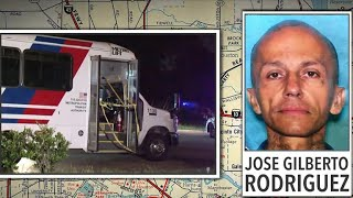 Possible serial killer caught after Houston-area manhunt