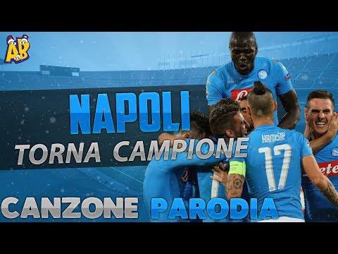 Canzone Napoli Torna Campione - (Parodia) Juventus vs Napoli 0-1 Lady Gaga - John Wayne