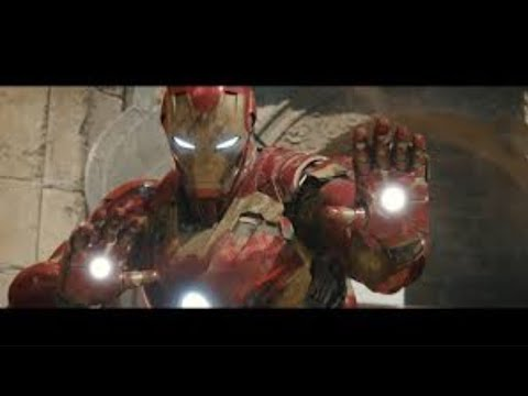 Iron man mark 42  to  mark 47 suit HD
