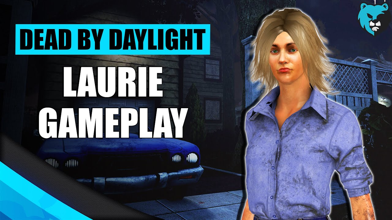 Download Playing Laurie Strode in DBD   Dead by Daylight Laurie Survivor Gameplay