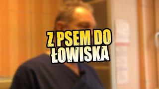 #13 Z psem do łowiska - rozmowa z lekarzem weterynarii Maciejem Kolińskim