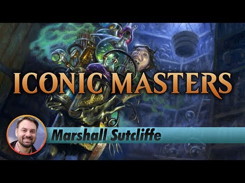 Channel Marshall - Iconic Masters Draft