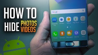 How To Hide Photos, Videos On Your Android Phone Easily (WITHOUT APP)