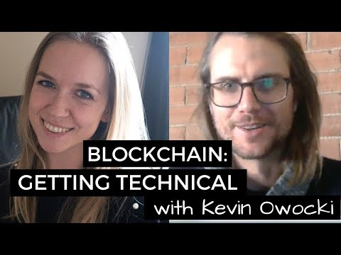 Blockchain: Internet of Money and Smart Contracts - Getting Technical with Kevin Owocki