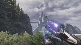 Uprising Legendary Segmented Speedrun 1:25 (Halo 2 PC)
