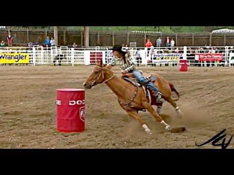 Barrel Racing Cowgirls 93rd Falkland Stampede 2011 Youtube