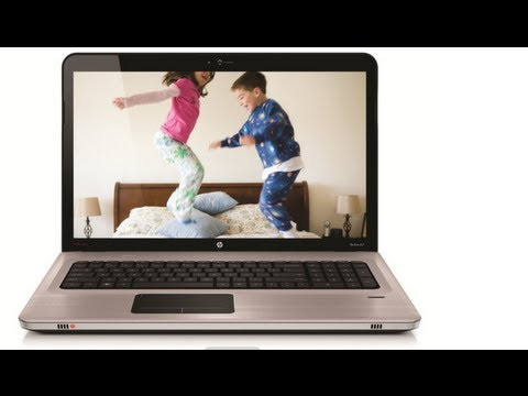 HP Pavilion Dv7 17,3, 4176SF UNBOXING + REVIEW