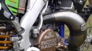 Casus cam - 2018 Kawasaki KX 250 2 stroke AF -