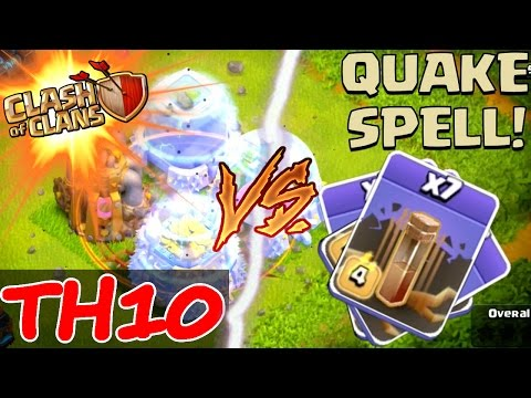 Clash Of Clans | HOW TO 2 STAR TH10 BASES! | How Much I Make On YouTube Q & A !