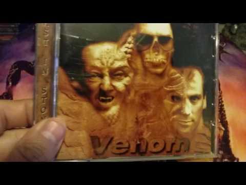 Metal cd collection  venom+ celtic frost