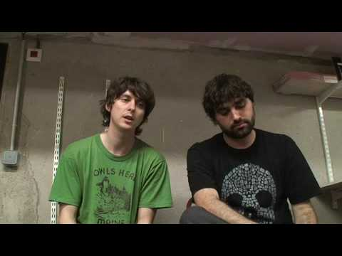 01 - ANIMAL COLLECTIVE live & ITW @ L'Alhambra (2008)