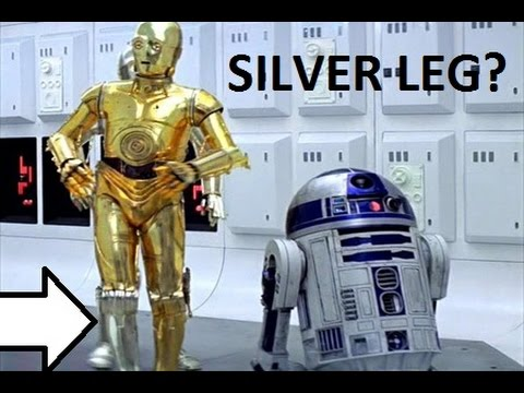 C3PO Always Had A Silver Leg (Why the Mandela Effect is Wrong)