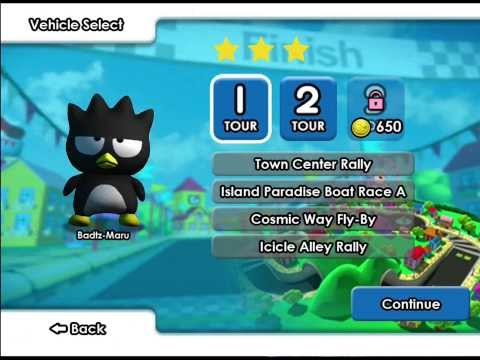 Hello Kitty Kruisers Racing Game Is Going Mobile - IOS Android
