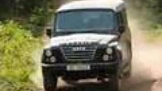 Test Drive con Iveco Massif 4x4 - io alla guida!!