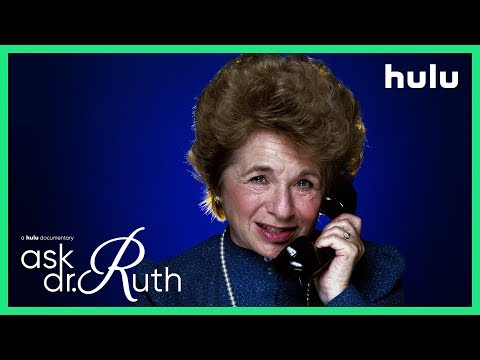 Ask Dr. Ruth - Official Trailer