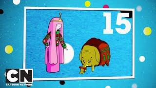 Odliczanie do Bożego Narodzenia   Dzień 15   Cartoon Network