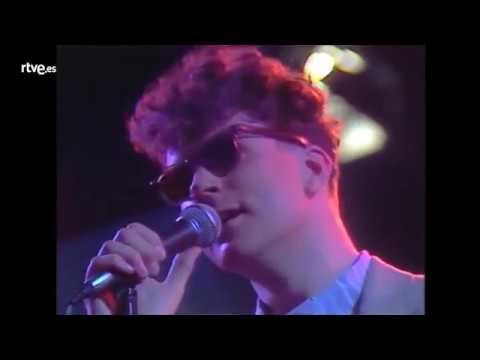 """Blancmange """"Live in Spain"""" (La Edad de Oro 07/06/1983)"""