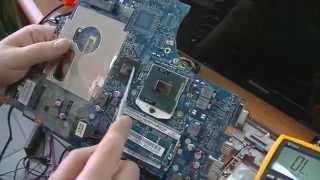 Ремонт ноутбука Lenovo B570: USB порт.(, 2014-11-10T18:35:41.000Z)
