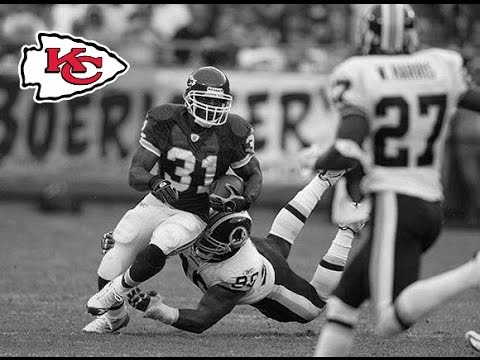 "Priest Holmes - ""Legendary"" II Career Highlights"
