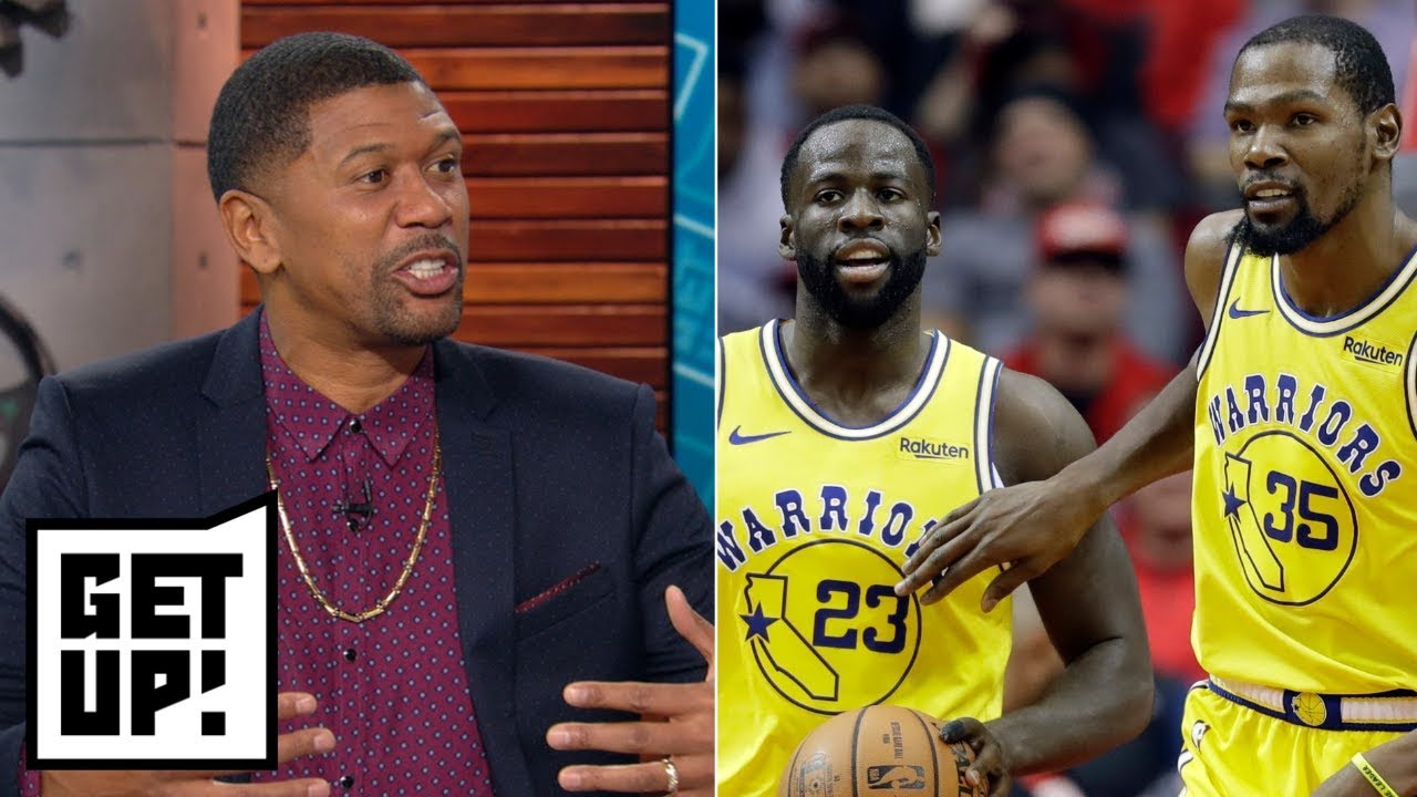 47bd2627d78 This is likely Draymond Green and Kevin Durant s last year as teammates -  Jalen Rose