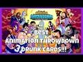 Best Drunk Cards in Animation Throwdown!!!