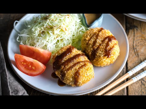 how-to-make-japanese-croquettes-(korokke)-(recipe)-コロッケの作り方-(レシピ)