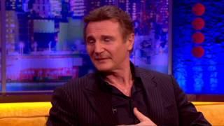 Liam Neeson Being Mistaken For Ralph Fiennes - The Jonathan Ross Show