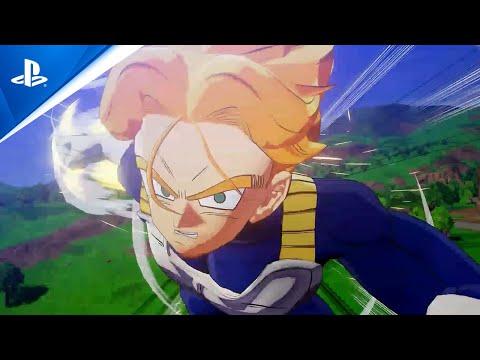 Dragon Ball Z: Kakarot - Trunks: The Warrior of Hope Trailer | PS4