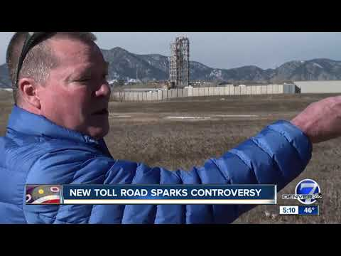 New Toll Road Sparks Controversy