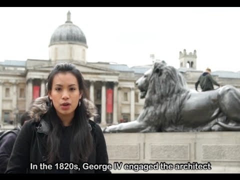 TRAFALGAR SQUARE | London Guide for Curious Travellers by BEE XOOMSAI