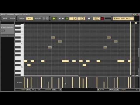 MuLab 6: Sequencing Editing Tip 2014-07-24