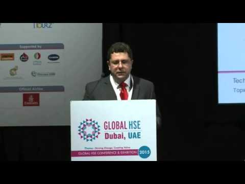 Marcio Donnangelo, Global BDM-HSSE, Emerson Process Management Distribution Limited