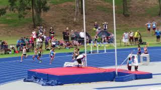 200m 13W Final Hilal Durmaz 25.19 +0.6 Qld School Championships 2017 2017 Video