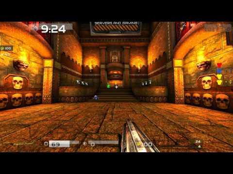 Quake Live: R1EPA Railhorror